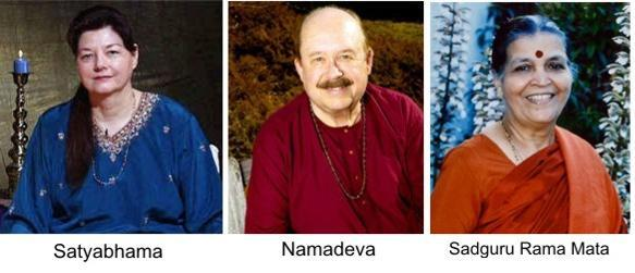 Satyabhama, Namadeva & Sadguru Rama Mata